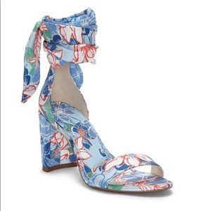 Jessica Simpson Narella Ankle Wrap Sandals
